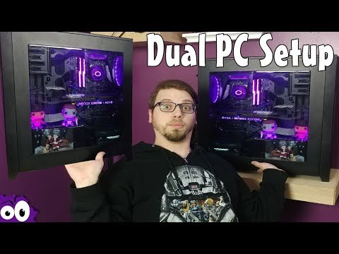 How To Dual PC Stream Without Losing Resolution And 144hz -  Up And Running Dual Stream PC
