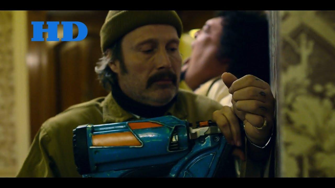 Download POLAR (2019) | BRUTAL SCENE [1080p]  | MADS MIKKELSEN | NETFLIX