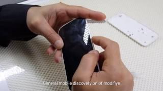 General Mobile Discovery  On/Off tuşu değişim videosu - Şafak İletişim
