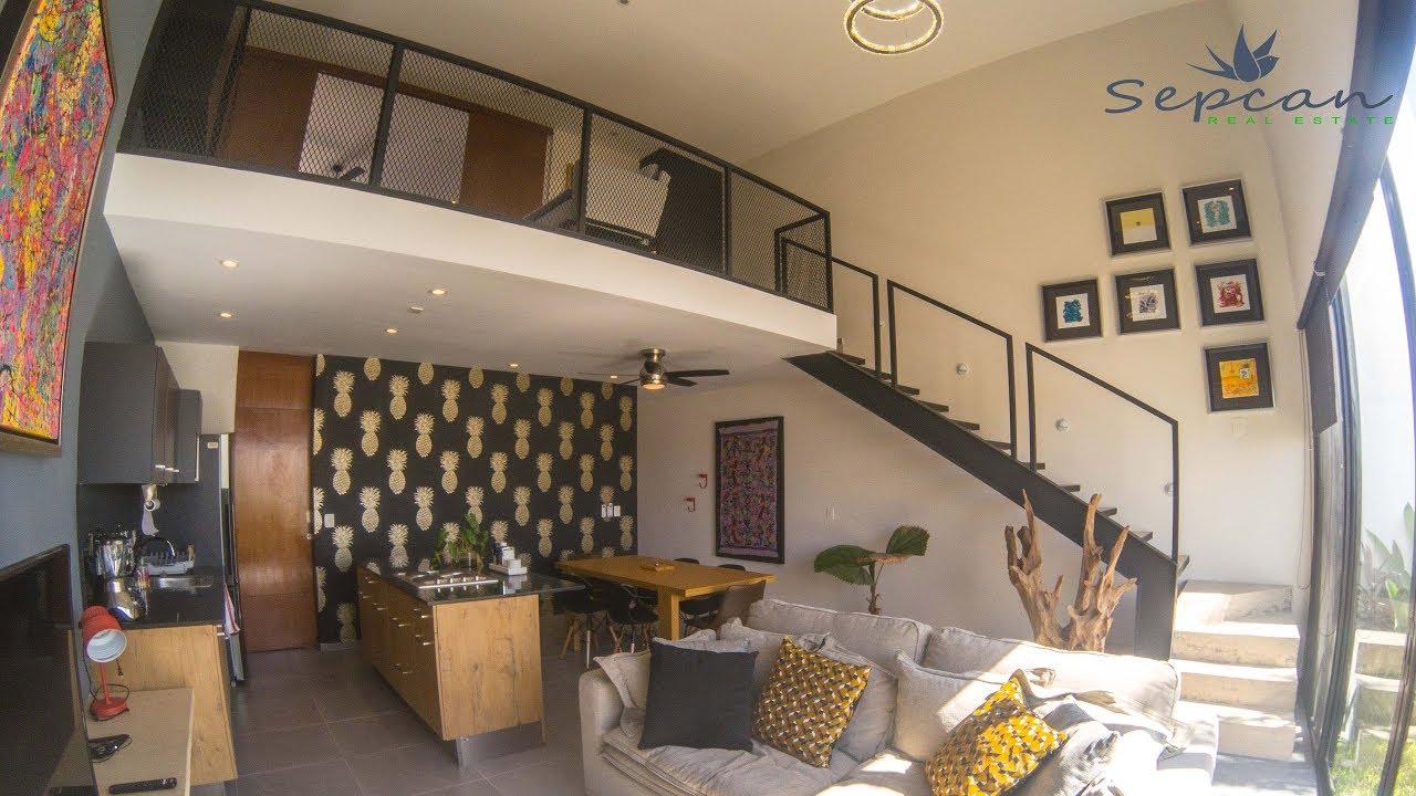 TownHouse Galenda / Mérida / Sepcan Real Estate