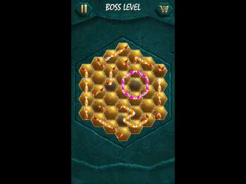 Crystalux advanced level 61 boss level Walkthrough