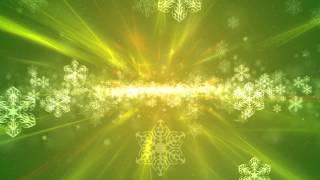 4K NOEL kar TANELERİ Ücretsiz Animasyon Görüntüleri AA EFEKT Parçacıklar