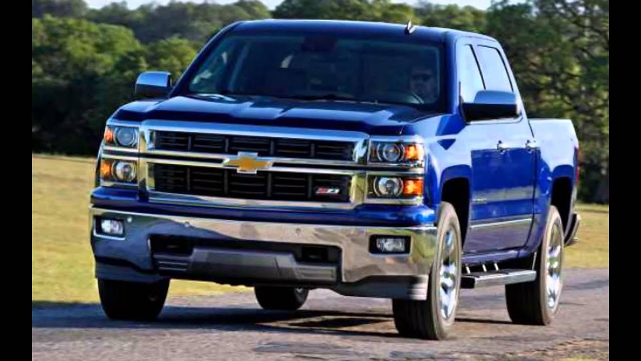 2016 2017 Chevrolet Silverado Pickup Truck First Drive Release Date Overviews