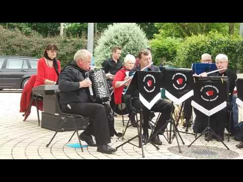 Ring of Fire. East Antrim Seniors Accordion Orchestra
