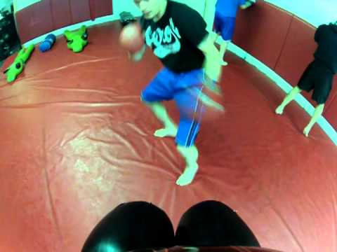 True Fighter - helmet cam Ryan S. -segment- March 2012