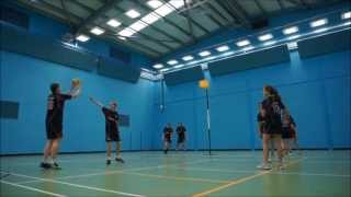 University of Kent (UKC) Korfball Promotional Video 2013-14