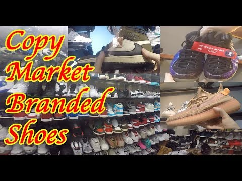 FIRST COPY SHOES AT Wholesale Branded China || Cheapest Shoes In Market! Jordan | Nike| Yeezys