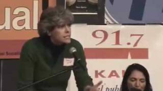 Sherry Wolf the Fight for Gay Liberation Socialism 2008 (1/5)