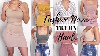 One of Kasey Rayton's most viewed videos: FASHION NOVA TRY ON HAUL   KASEY RAYTON
