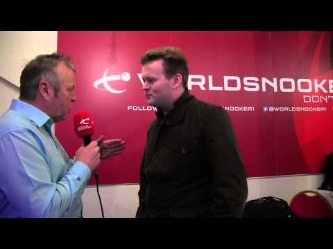Shaun Murphy interview at the 888casino Shoot-Out