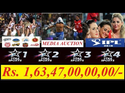 IPL Media Rights Auction 2018  Sony Out,Star Sports Gets Rights In 16,347 Crore, Inside Story
