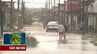 Hurricane Irma batters Cuba