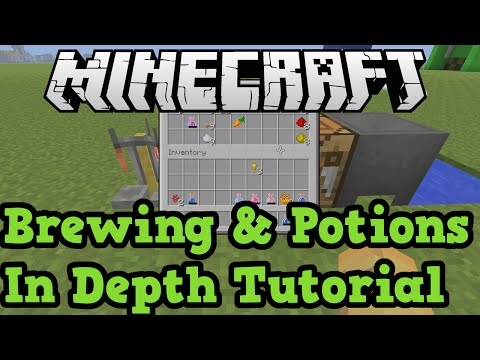 minecraft potions guide xbox 360