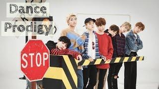 Dance Prodigy BTS FF pt. 1