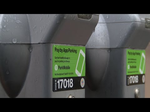 Santa Fe's parking meters can now be paid, monitored by phone
