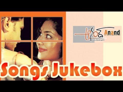 Anand (ఆనంద్) Telugu Movie Full Songs Jukebox || Raja, Kamalini Mukherjee
