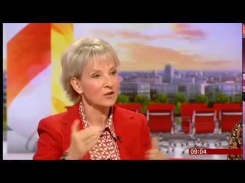 BBC Breakfast Interview with Julia Samuel and Victoria Milligan