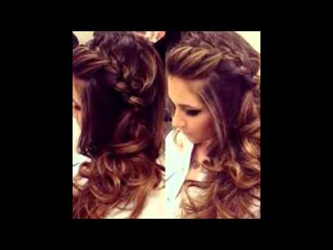 Reception Hair Style Youtube