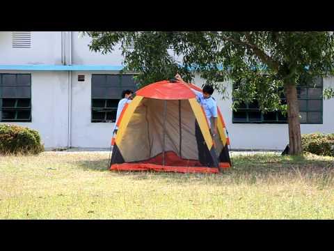 Io Shelter Set Up Instruction
