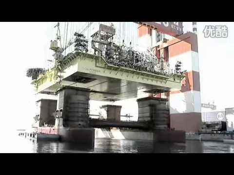 烟台莱福士船厂 (CIMC Raffles Offshore) World