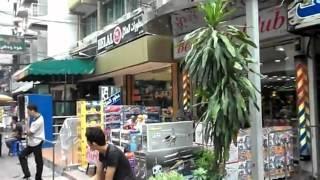 منطقه العرب في بانكوك ...سوكمفيت سوي 3