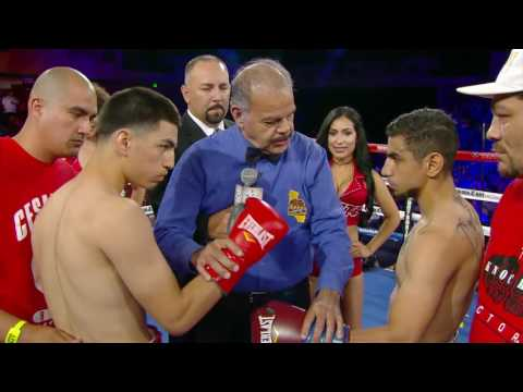 7.15 Ring TV LIVE: Full Fight: Cesar DIAZ vs. Isau DUENEZ
