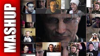 Death Stranding The Game Awards 2016 Trailer Reactions Mashup