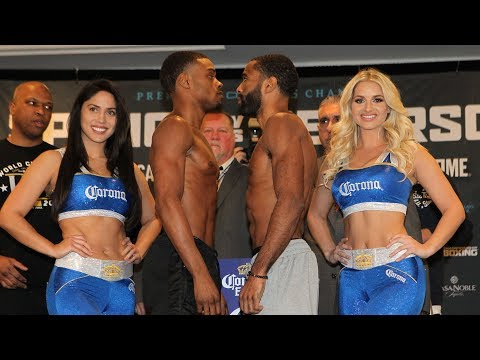 Spence vs. Peterson: Weigh-In | SHOWTIME CHAMPIONSHIP BOXING