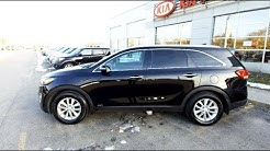 2018 Kia Sorento - Used Cars - SOLD - Brantford Kia 519-304-6542 Stock No. P2543