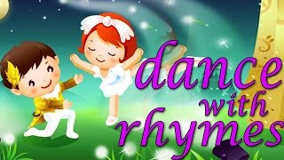 Foot Tap Dance Song for Kids | Dance with Popular Animated Songs For Children English HD