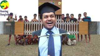 We'll come back in DU again!- Ali Haydar, Shahparan || 50th Convocation | University of Dhaka |