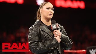 Ronda Rousey honors Jim