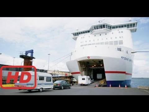 Time lapse video | Ship loading trucks | Cast Off #MD