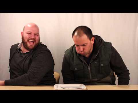 Rollmops Taste Test: Adam And Manny