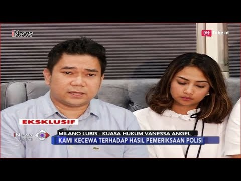Konpers Vanessa Angel dan Pengacara Usai Ditetapkan Tersangka Kasus Prostitusi - iNews Sore 16/01