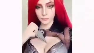 Video Cosplay masukin shuriken ke tetek download MP3, 3GP, MP4, WEBM, AVI, FLV Oktober 2018