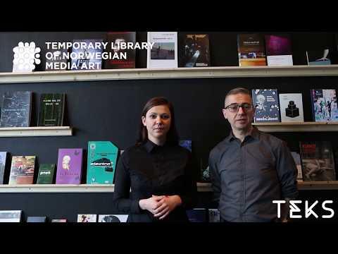Temprary Library of Norwegian Media Art
