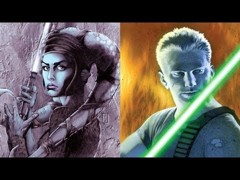 Versus Series: Aayla Secura vs Dass Jennir