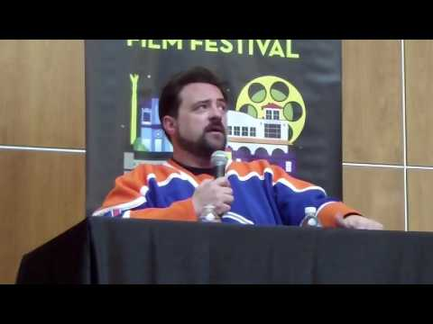 Kevin Smith @ Montclair Film Festival May 4th 2014