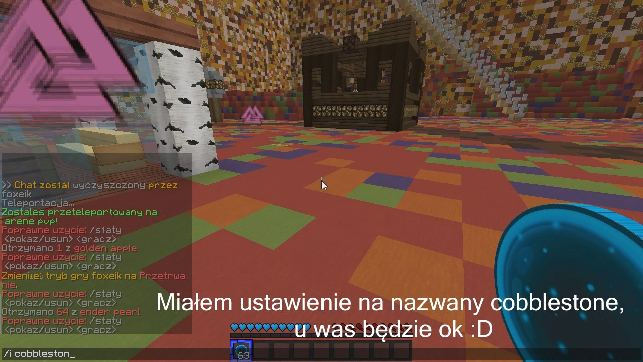 autorskie skrypty minecraft