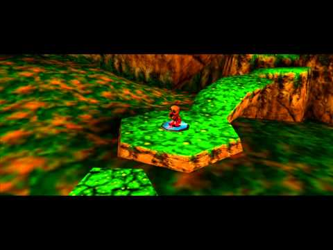 Let's Play Banjo-Tooie PART 12: Land Before Time