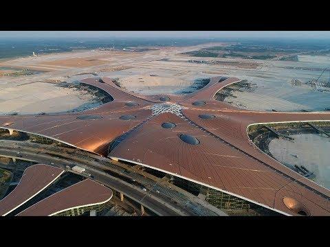 Beijing Daxing International Airport - new gateway to China