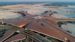 Beijing Daxing International Airport - new gateway to China