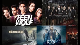 TOP 10 TV SHOWS FOR TEENS (2018)