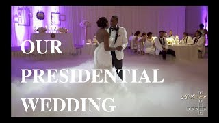 Our Presidential Wedding. Black Love. Toronto Wedding