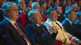 Назарбаев поздравил Службу государственной охраны с юбилеем