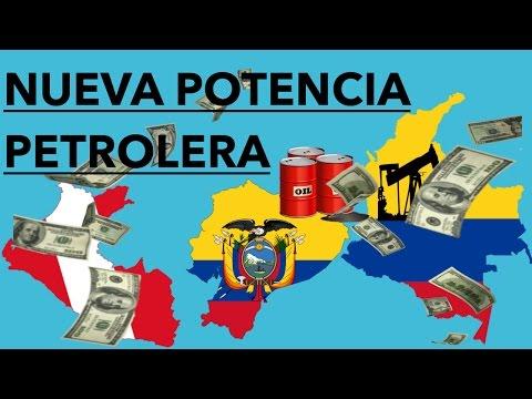 TOP 7 PAÍSES CON MÁS PETRÓLEO EN AMÉRICA LATINA