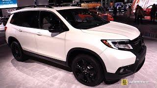 2019 Honda Passport - Exterior and Interior Walkaround - Detroit Auto Show 2019