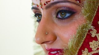 Bridal makeup tutorial for an Indian bride Thumbnail