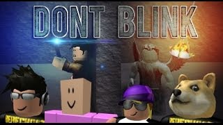Family Game Nights Plays: Roblox - Don't Blink